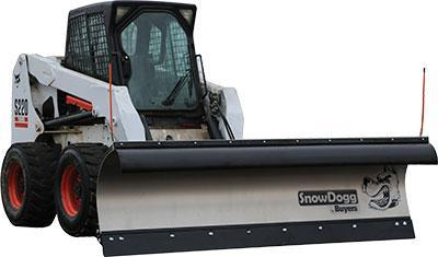 NEW 2018 SnowDogg SKTE80 Snow Plow