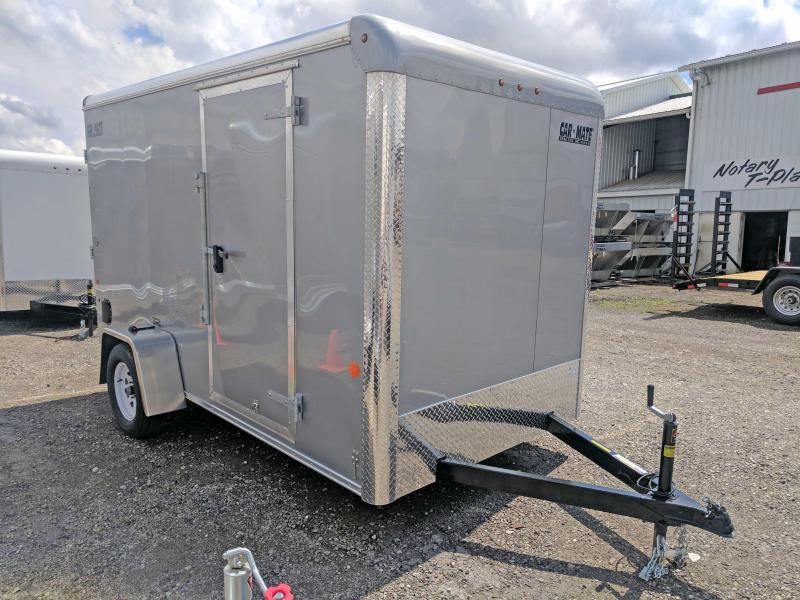 NEW 2017 Car Mate 6X12 Custom Cargo Trailer w/ Ramp (Add