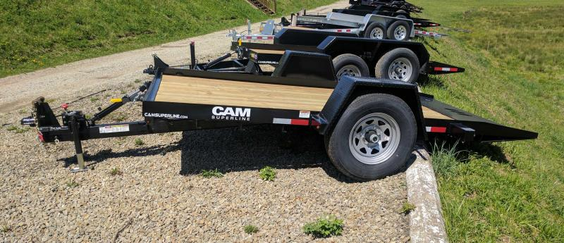 NEW 2019 Cam 6x12 Tilt Trailer