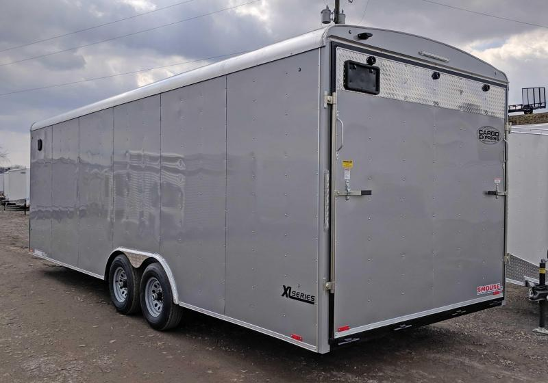 NEW 2019 Cargo Express 8.5 x 24 XLR Car Hauler w/ Ramp