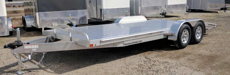 "NEW 2018 ATC 8.5 X 20  ""ARROW CH-X"" Car Hauler"