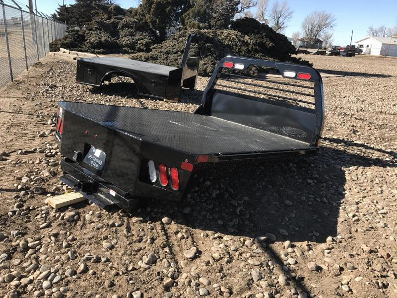 2017 PJ Trailers Standard Steel Truck Bed