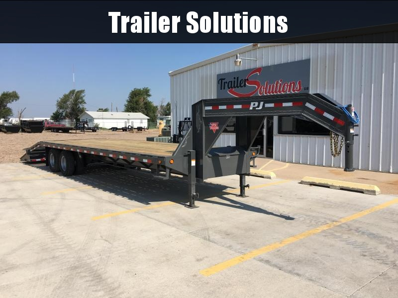"2019 PJ 30' x 102"" Classic Flatdeck with Duals Trailer"