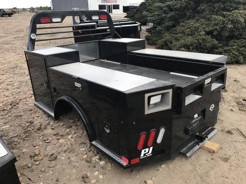 2018 PJ Utility Bed