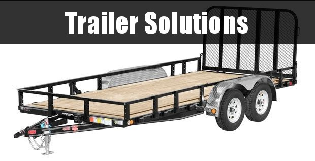 "2020 PJ14' x 83"" Tandem Axle Channel Utility Trailer"