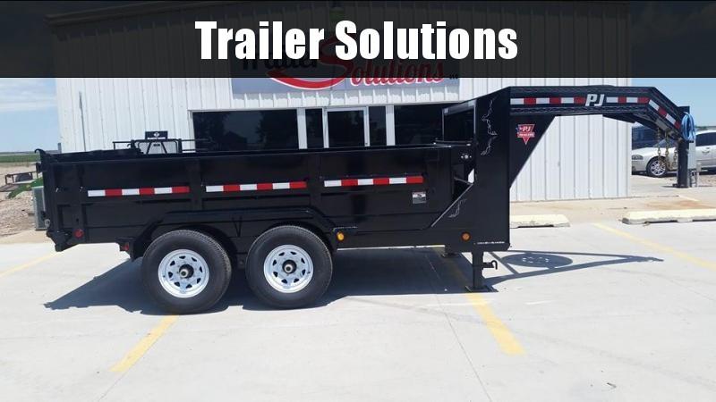 """2019 PJ Trailers 12' x 83"""" Tandem Axle Dump"""