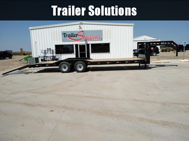 "2019 PJ 26' x 10"" Pro-Beam Super-Wide Euipment Trailer"