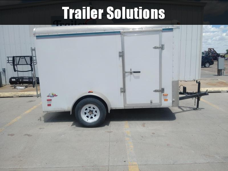 2007 North American 6 x 10 Enclosed Trailer