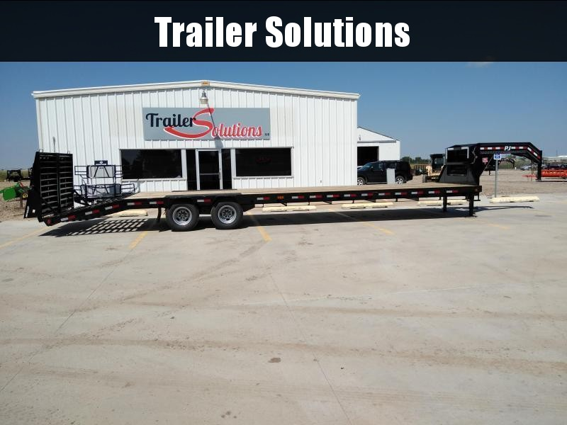 "2020 PJ 36' x 102"" Low-Pro Flatdeck with Duals Trailer"