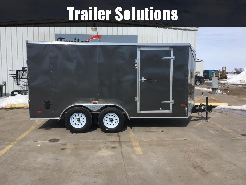 2019 RC RWT 7x14 Enclosed Trailer