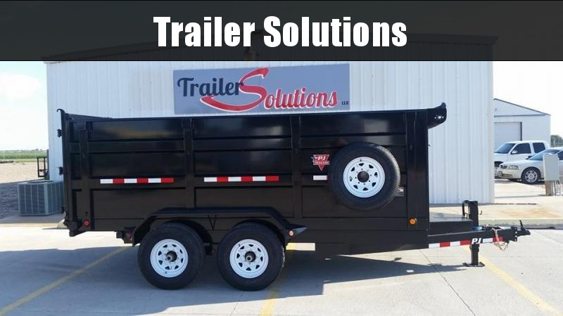 2019 PJ 14' x 83 High Side Dump Trailer