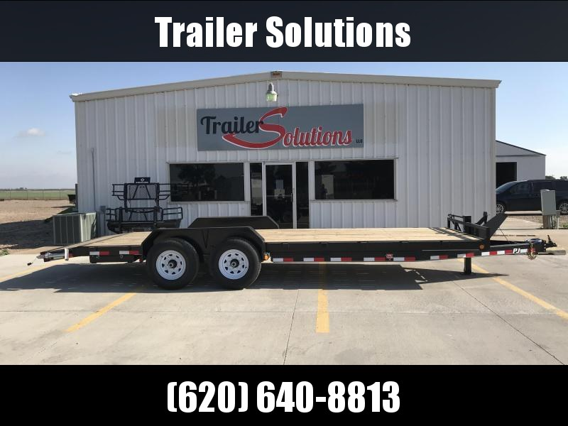 2019 PJ 22' x 83''  Equipment Trailer