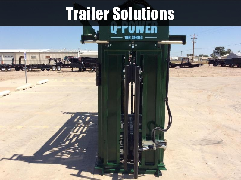 2019 Arrowquip The Q-Power 106 hydraulic squeeze chute Farm / Ranch