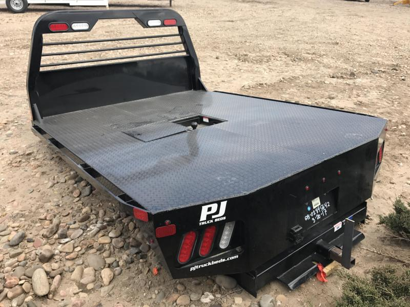 2018 PJ Standard Truck Bed