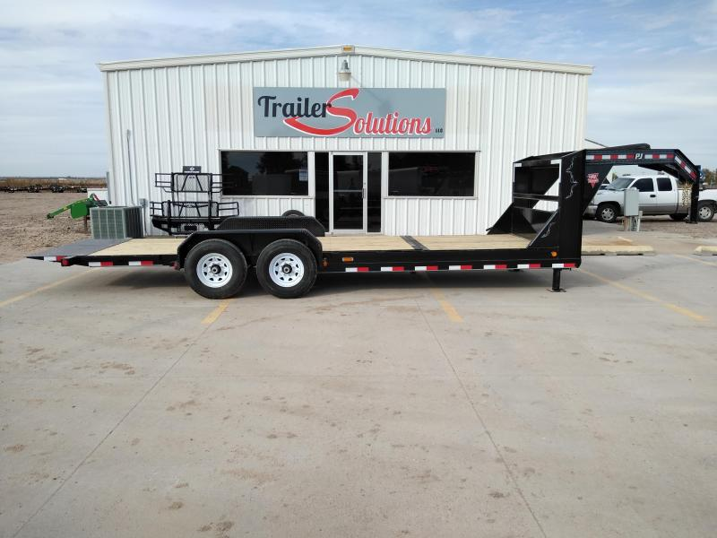 "2019 PJ 22' x 83"" 6"" Channel Equipment Tilt Trailer"