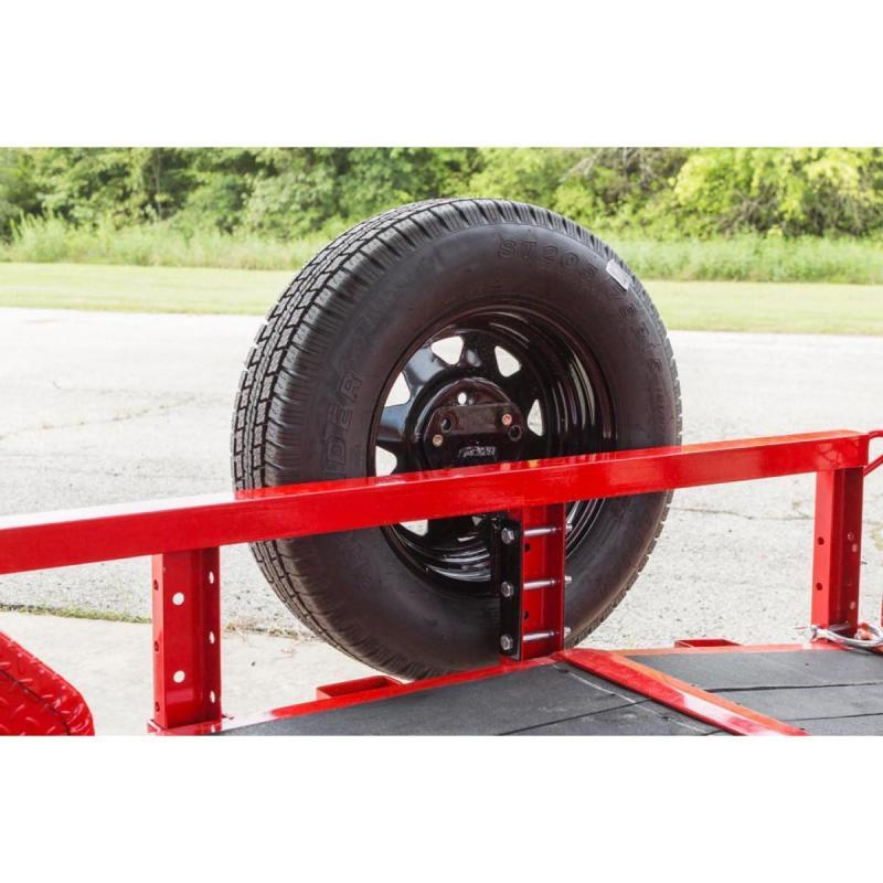 "Ready Rail Spare Tire Mount 1/2"" Studs"