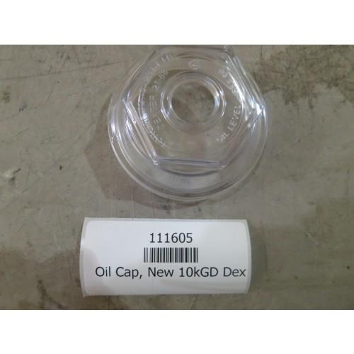 Oil Cap 10kGD Dexter
