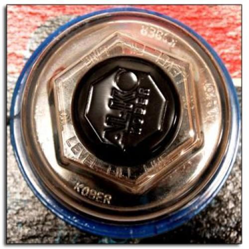 """Oil Cap 3.75"""" ALKO 10-16K Complete"""