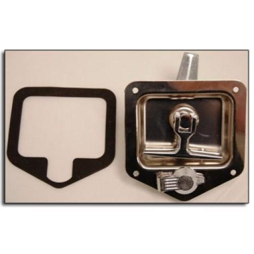Slam Latch T-Handle - Sidemount Box