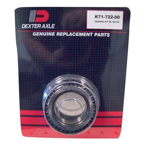 Bearing Kit Dexter 10k General Duty