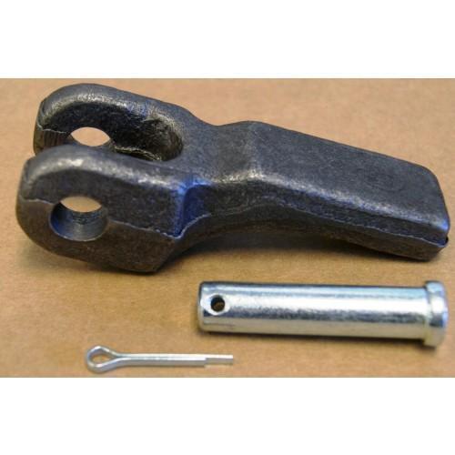 """Bracket Weld-on - 3/8"""" Safety Chain"""