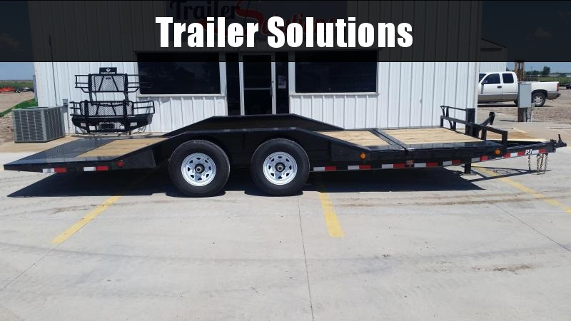 "2019 PJ 20' x 102"" Channel Super-Wide Tilt Trailer"