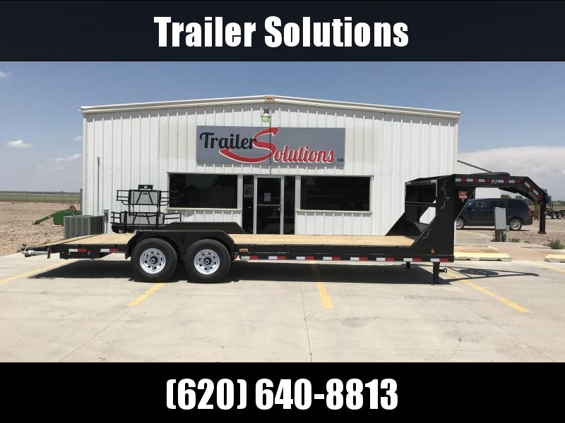 2019 PJ 24' x 83'' GN Equipment Trailer
