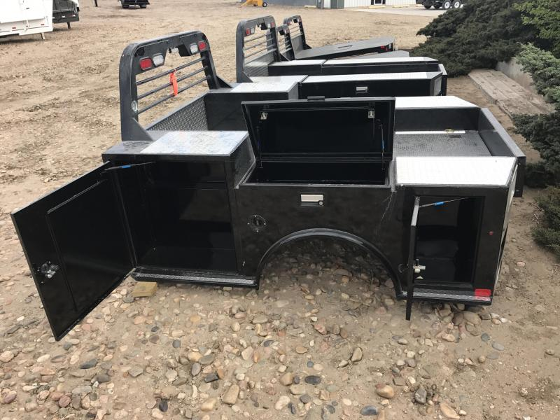 2018 PJ Deluxe Utility Truck Bed