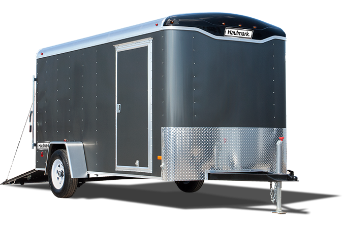 2018 Haulmark TST6X10DS2 Enclosed Cargo Trailer