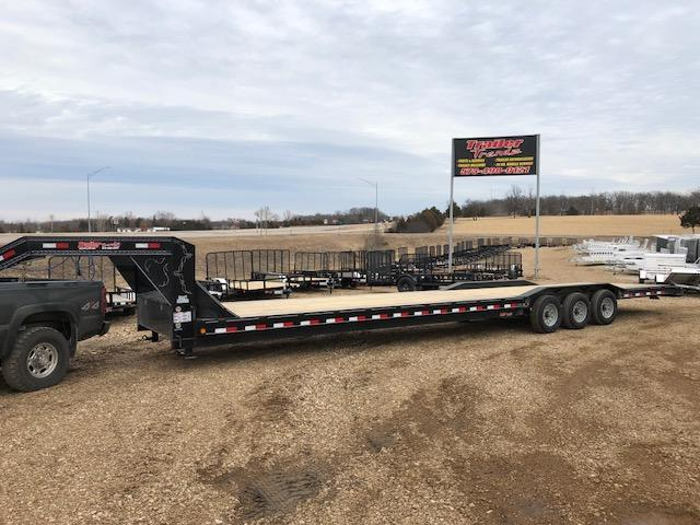 2018 Load Trail 102X40 21K GOOSENECK Car / Racing Trailer