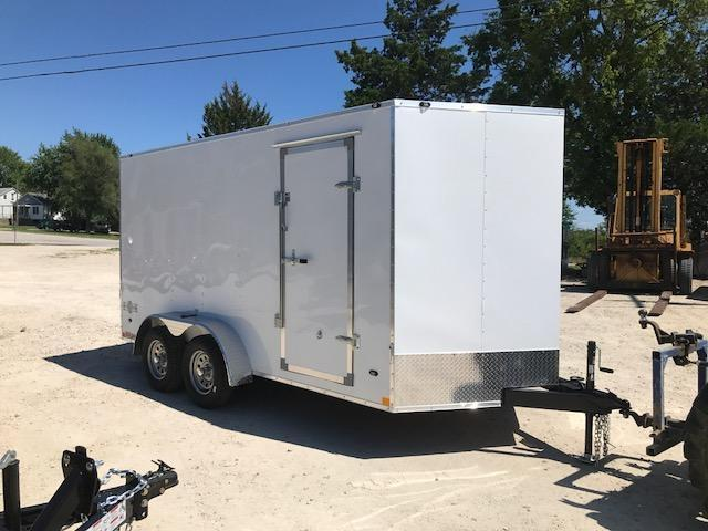 2018 Stealth Trailers 7 x 14 Mustang Series Enclosed Cargo Trailer 7kK GVW 6