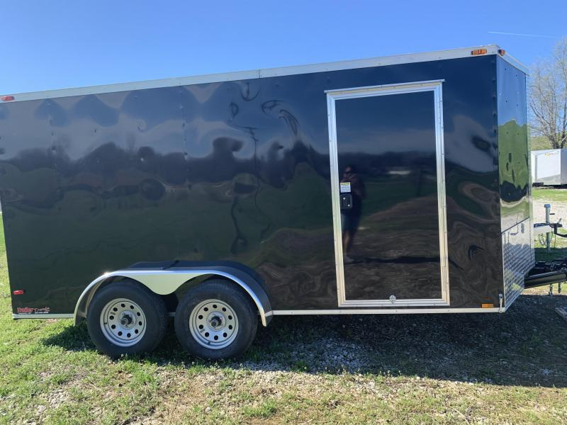 2019 Triple R 7X14 Enclosed Cargo Trailer