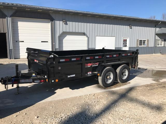 2018 Load Trail 83X14 14K STD HEIGHT Dump Trailer