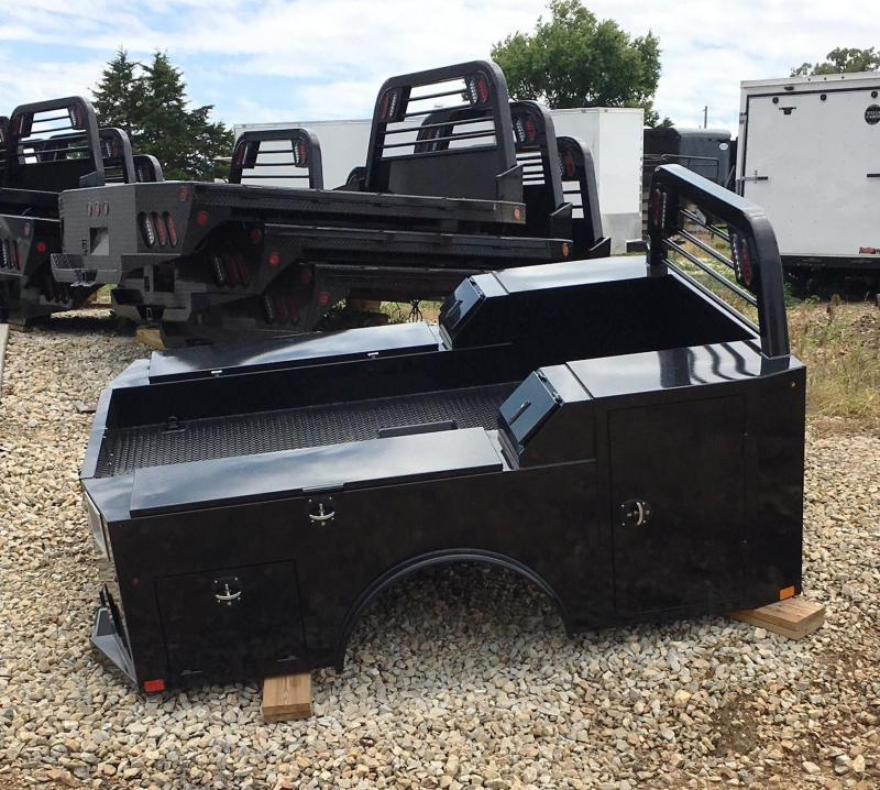 2018 Norstar WORK Truck Bed