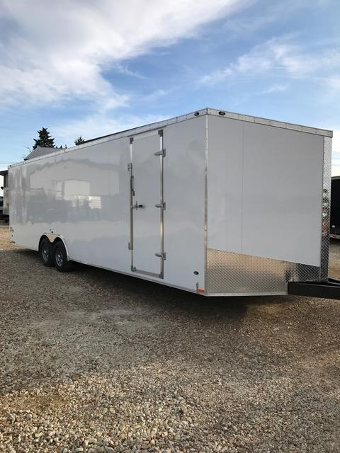 2017 Stealth Trailers 57650 Enclosed Cargo Trailer TITAN SE 8.5