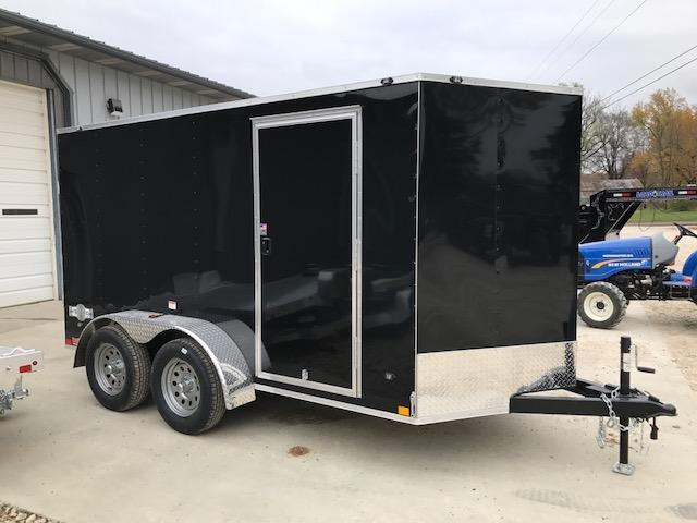 2018 Stealth Trailers 6X12 TANDEM AXLE MUSTANG Enclosed Cargo Trailer