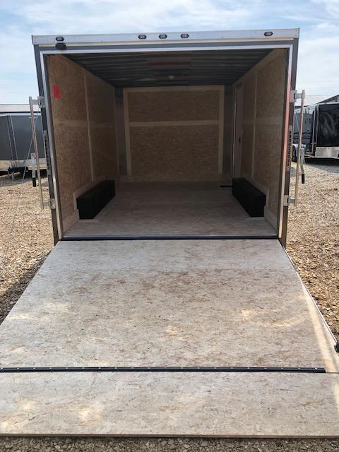 2018 Stealth Trailers 8.5X14 SE 7K TORSION AXLES Enclosed Cargo Trailer