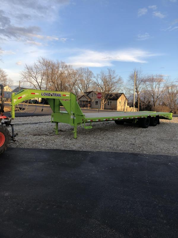 2020 Load Trail 102X32 LOAD TRAIL LOW PRO GOOSENECK Equipment Trailer