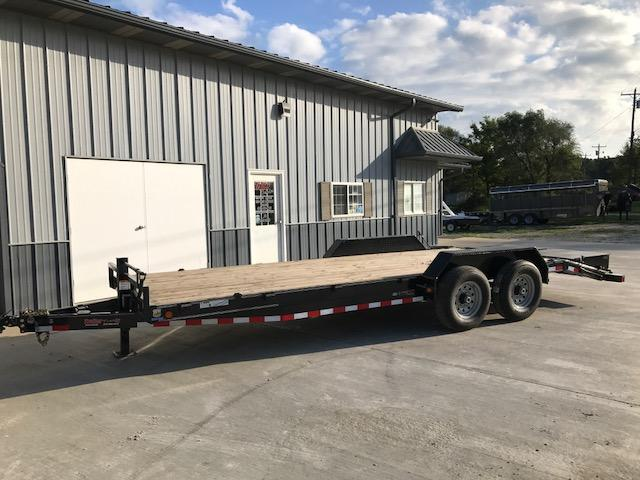 2017 Load Trail 83X22 CH 14K MAX RAMPS Equipment Trailer