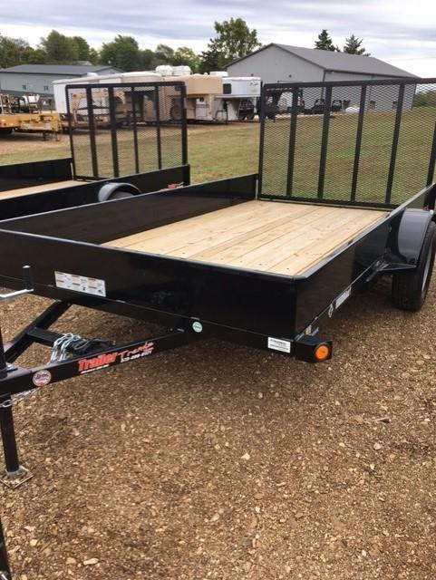 "2017 Load Trail 77"" X 12"