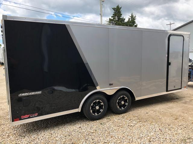 2019 Impact Trailers 8.5 X 20 Enclosed Cargo Trailer