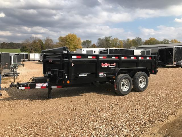 2018 Load Trail 83X14 14K STD HEIGHT 10K JACK Dump Trailer