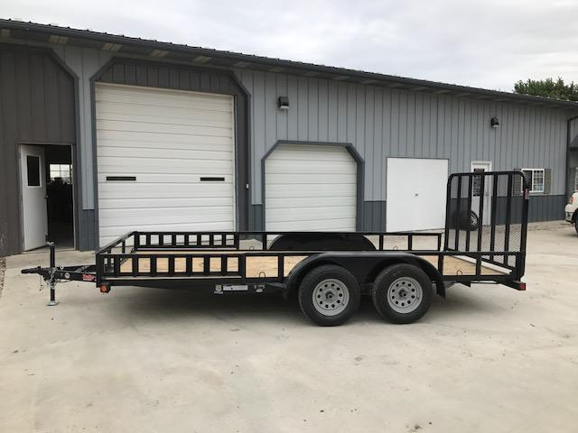 2018 Load Trail 83X16 UT Utility Trailer 7K GVW 4