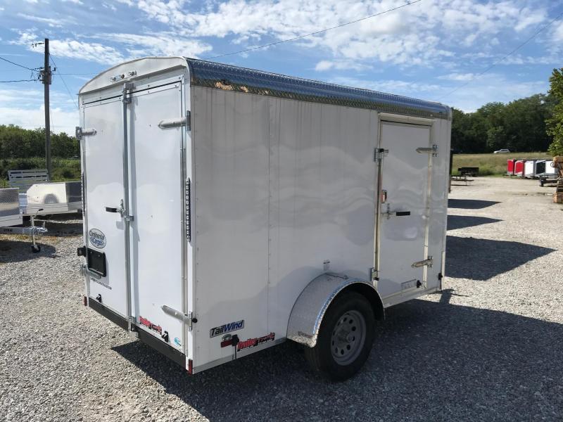 2020 Continental Cargo 6X10 TAILWIND Enclosed Cargo Trailer