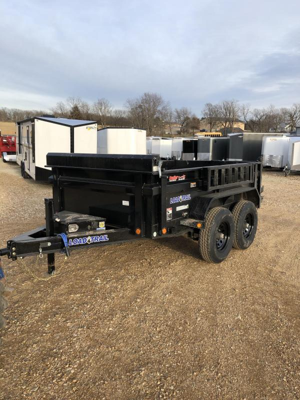 2020 Load Trail 72X10 LOAD TRAIL DUMP Dump Trailer