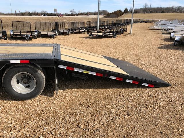 2018 Load Trail 102X32 GL LOW PRO HYD DOVE Flatbed Trailer