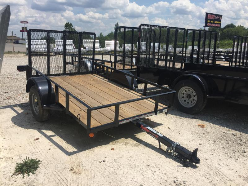2017 Load Trail 5X8 ZE Utility Trailer