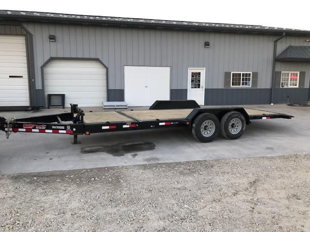 2018 Load Trail 83X20 TILT N GO 14K Equipment Trailer