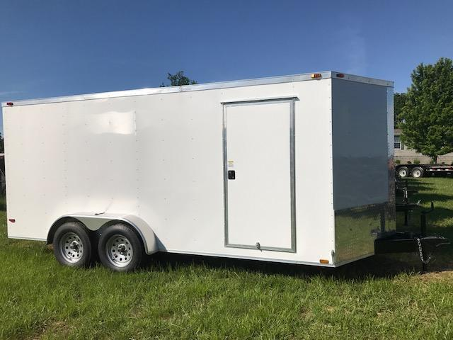 2017 TT 07430 Enclosed Cargo Trailer 7