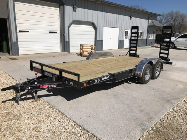 2017 Load Trail 30042 Flatbed Trailer